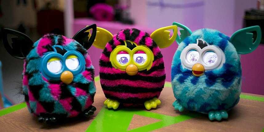 Furby Strikes Back