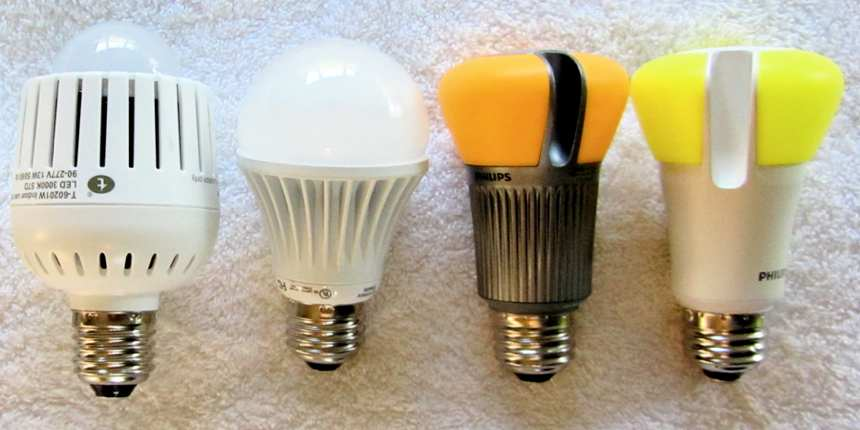 How much you can save with LED light bulbs