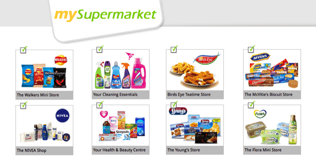 Cut the cost of groceries with mySupermarket.co.uk