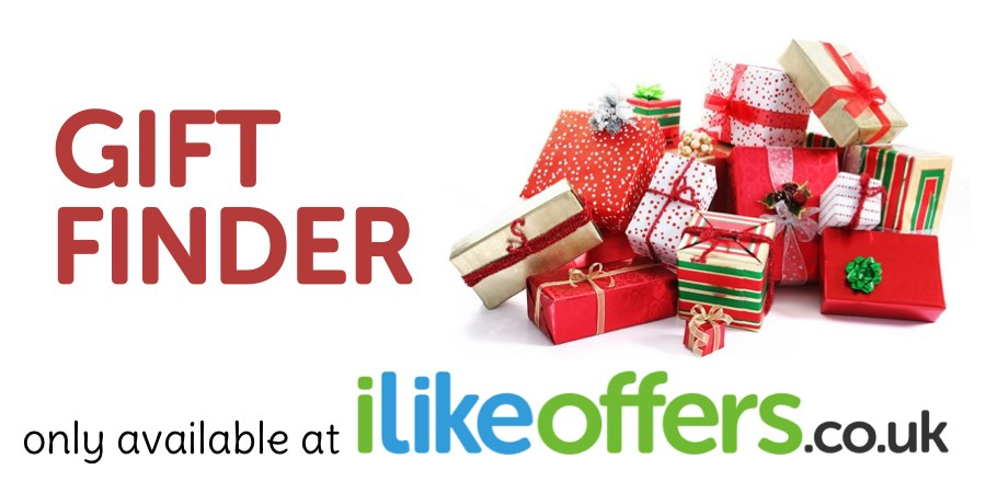 Gift Finder Tool to help you save more online