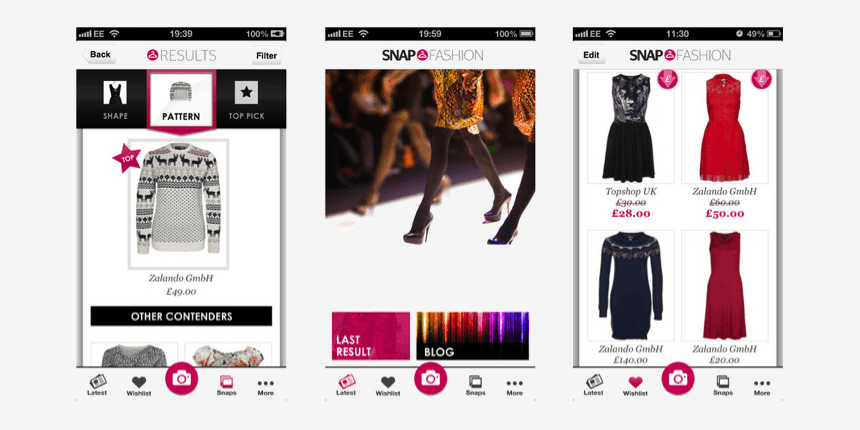 Top 5 Best Fashion Apps