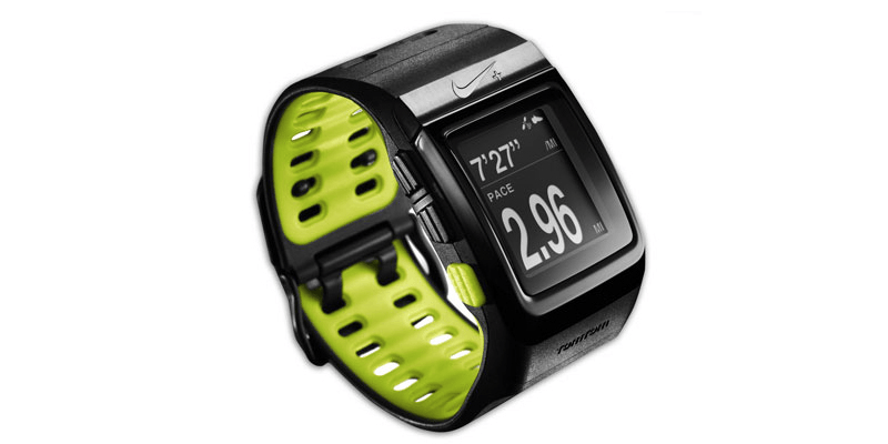 Track Your Pace with Nike+