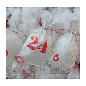 Advent Calendar Bags