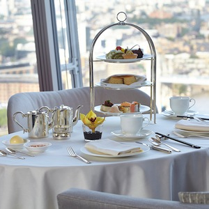 Afternoon Tea Experience at The Shard