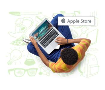Apple Store Back to School Offers