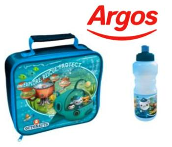 Argos Back to School Offers