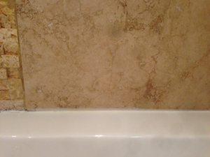 Removing Bathroom Mould Step 4