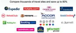 Compare Travel Sites