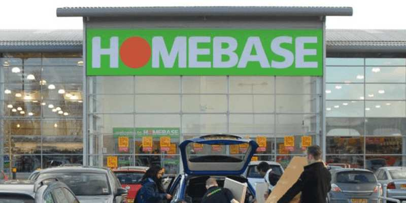 Great Savings in the Homebase Sale