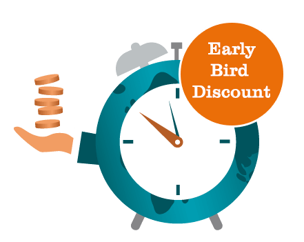 Early Bird Discount Travel Offers