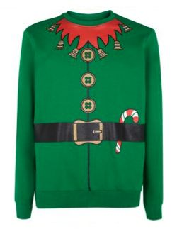 Elf Christmas Jumper