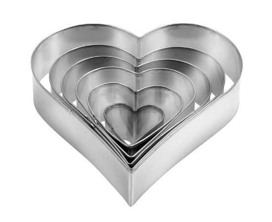 Heart Shaped Cookie Cuttie