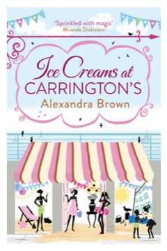 Ice Cream at Carringtons