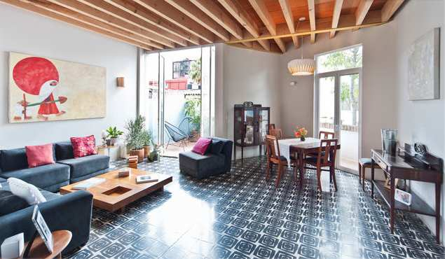 Holiday home rental in Mexico City