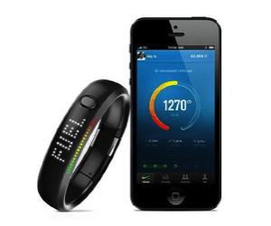 Nike+ Fuelband Activity Tracker