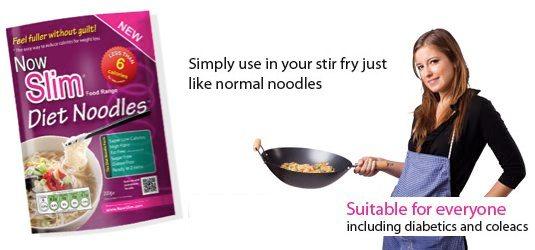 Now Slim Diet Noodles
