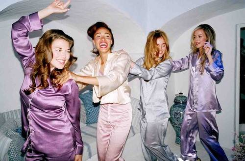 Olivia Von Halle Pyjamas