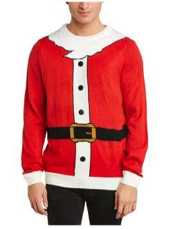 Santa Suit Christmas Jumper