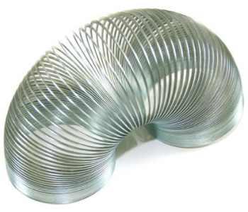 Metal Slinky