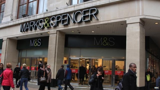 marks and spencers as an international retailer Ⅰcompany introduction & background marks and spencer is one of the uk 's leading retailers it has four operating divisions, uk retail, international retail, financial services and ventures.
