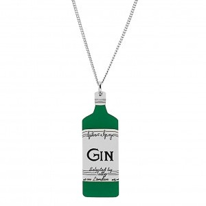 Tatty Devine Gin Necklace