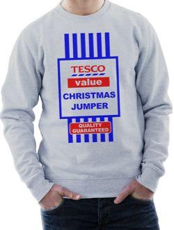 Tesco Value Christmas Jumper
