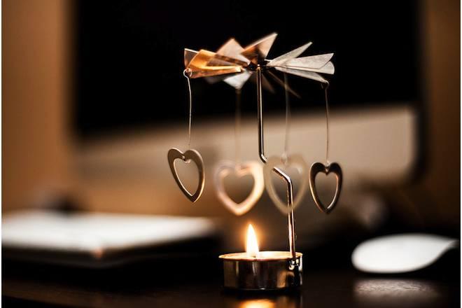 Valentines Day Tea Lights