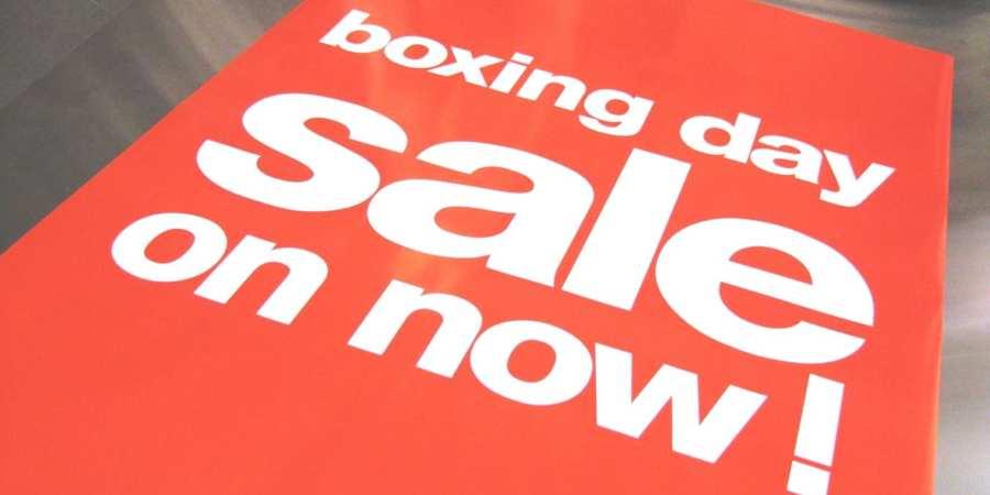 What's hot in the Boxing Day 2013 Sales